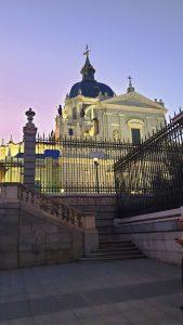 Catedrala din Madrid, ANCAPAVEL.RO