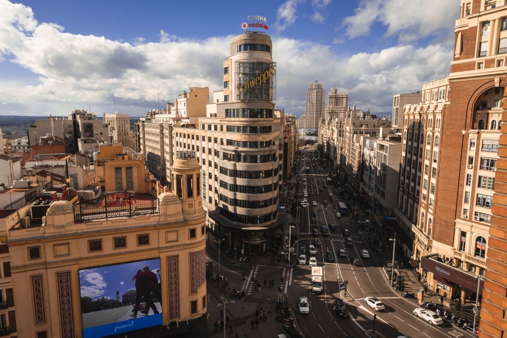 Obiective turistice din Madrid