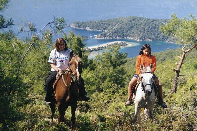 plimbare cu calul în Fethiye