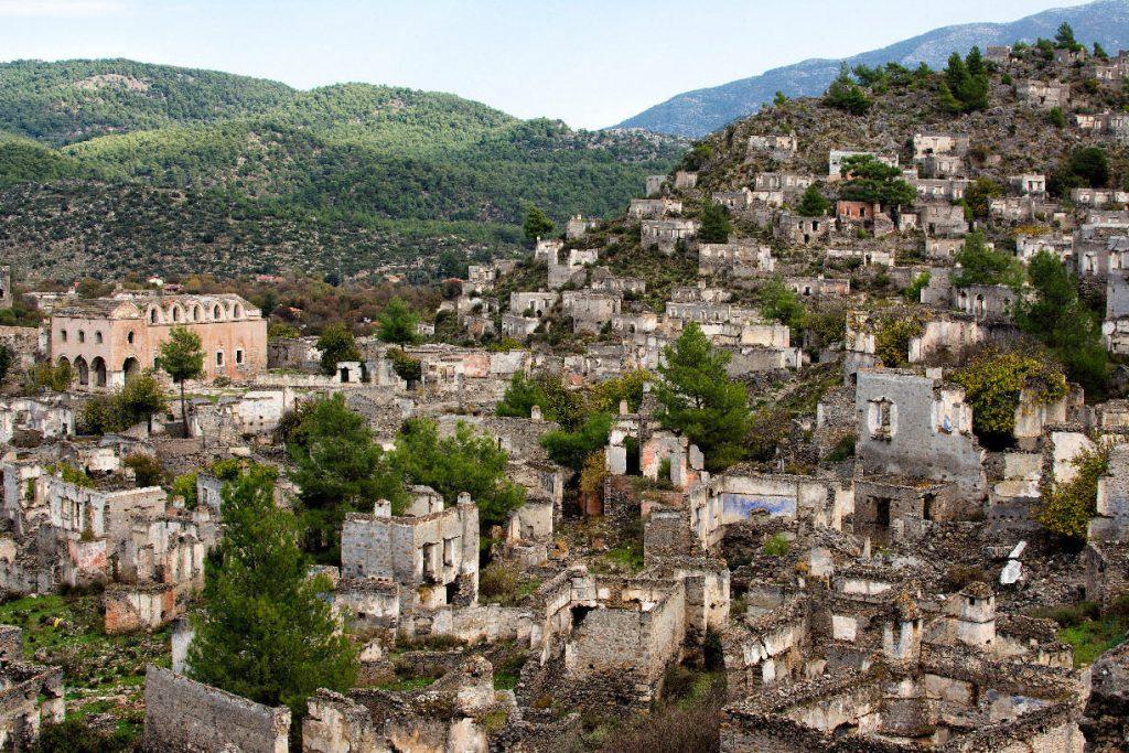 Kayakoy - vacanță în Fethiye