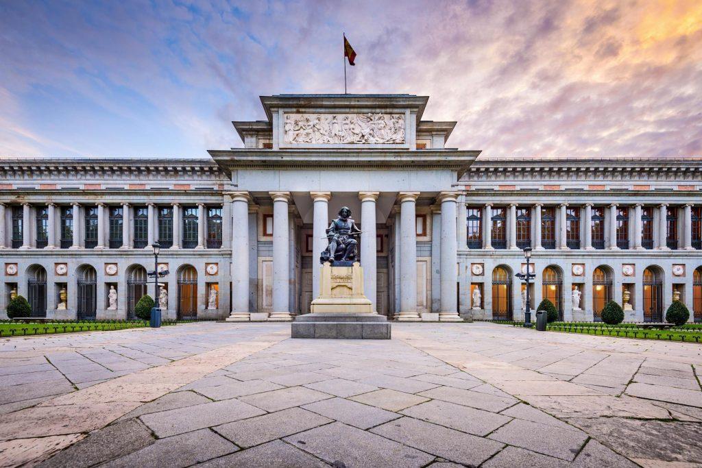 Muzeul Prado, Madrid; foto@independent.co.uk