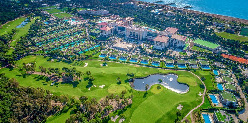 vacanță la golf