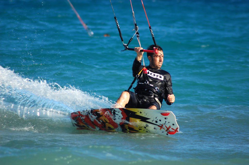 echipament kite surf