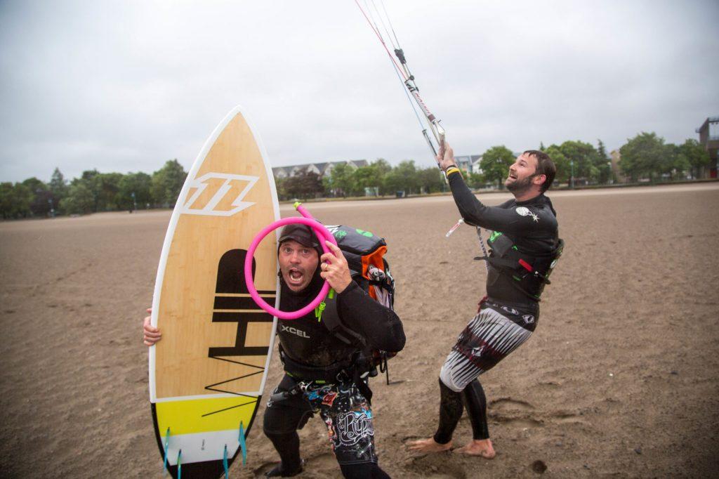 cursuri de kiteboarding