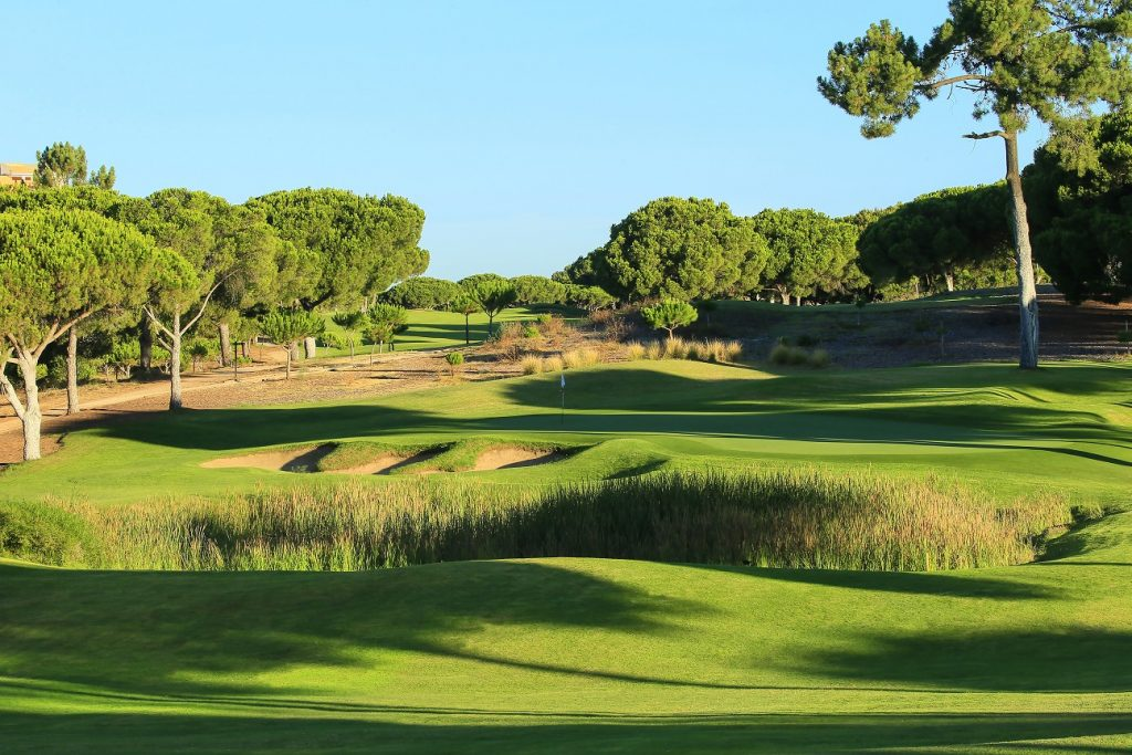 Golf în Algarve