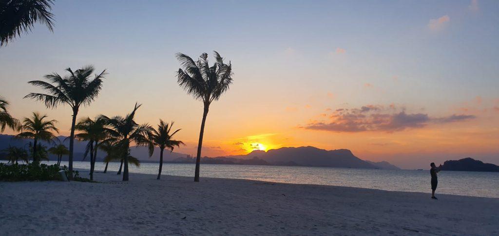 Vacanţele turiştilor mei: insula Langkawi, Malaezia