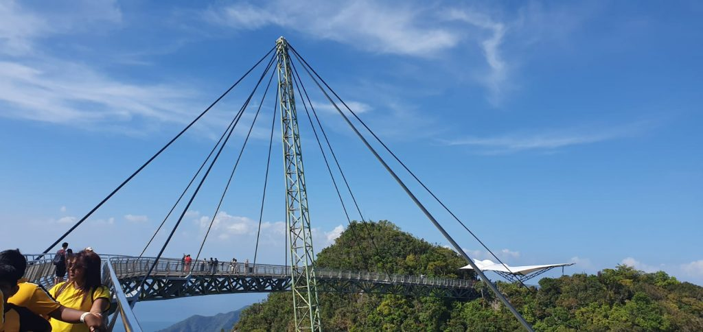 Telecabina şi Podul suspendat din Langkawi, Malaezia