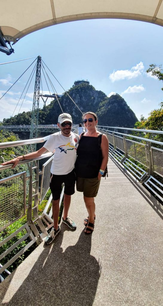 Vancanţele turiştilor: insula Langkawi, Malaezia, ANCAPAVEL.RO