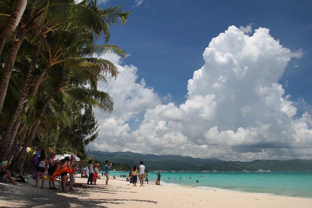 vacanță la kite surf în Boracay