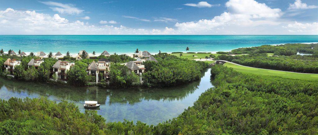 vacanță la golf în Cancun