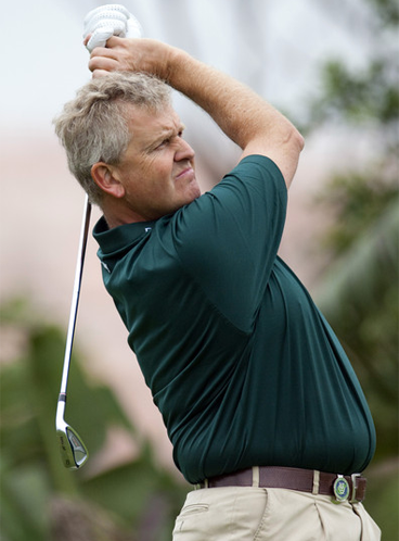 Colin Montgomerie @Maxx Royal Belek
