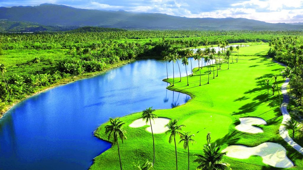 Golf in Puerto Rico