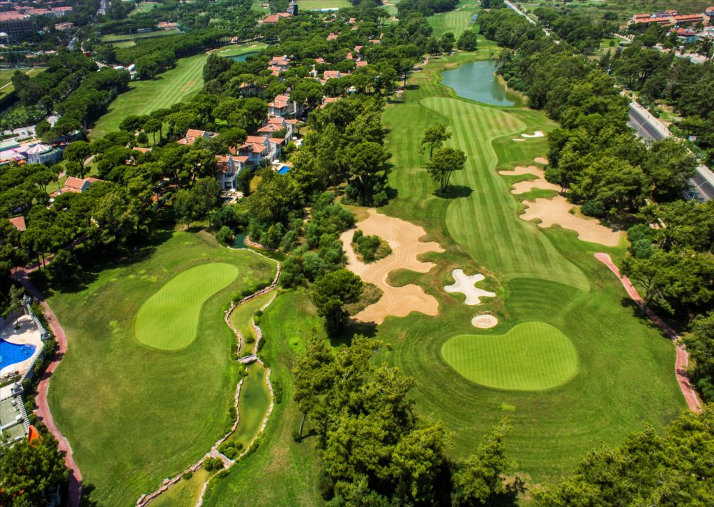 Golf la Maxx Royal Belek