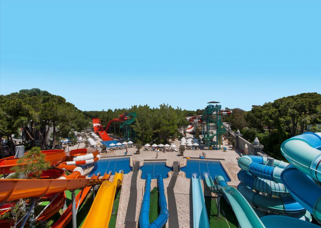 Aquapark Maxx Royal Belek