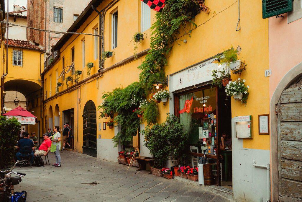 vacanta romantica in Lucca, Italia