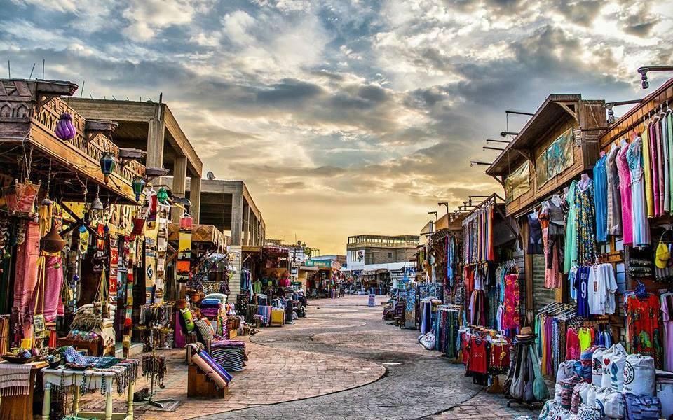 vacanță în Sharm El Sheikh