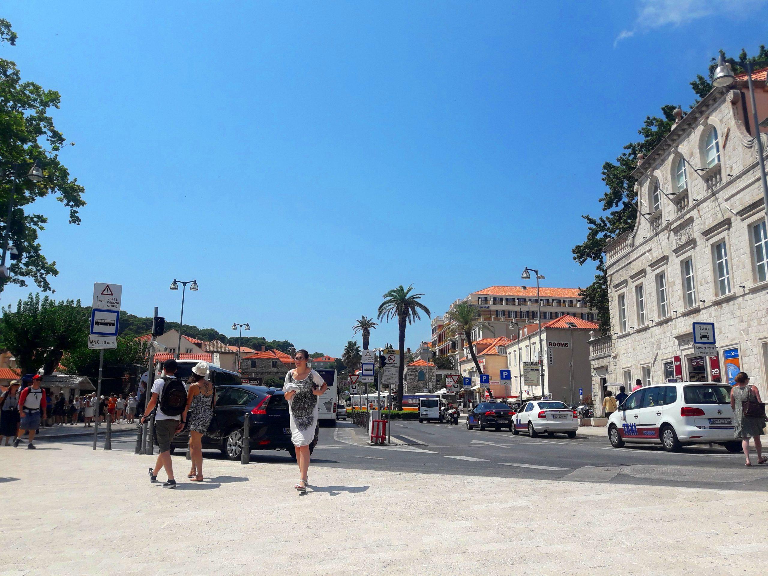 Vacanţă în Croaţia, staţiunea Dubrovnik, foto @ANCAPAVEL.RO
