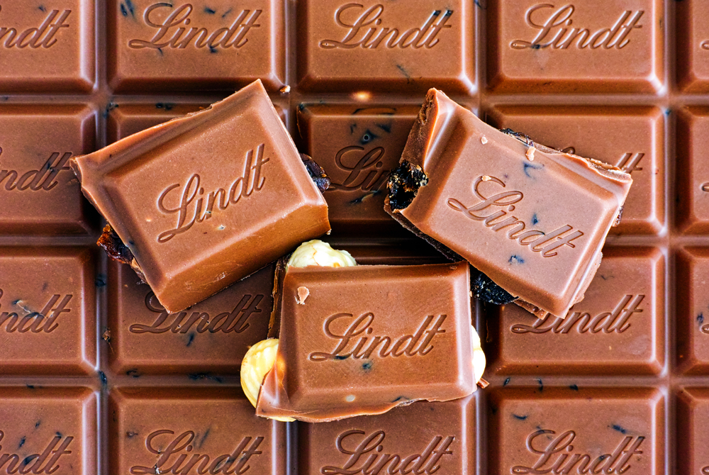 Ciocolata Lindt. Călătorii pentru iubitorii de dulciuri
