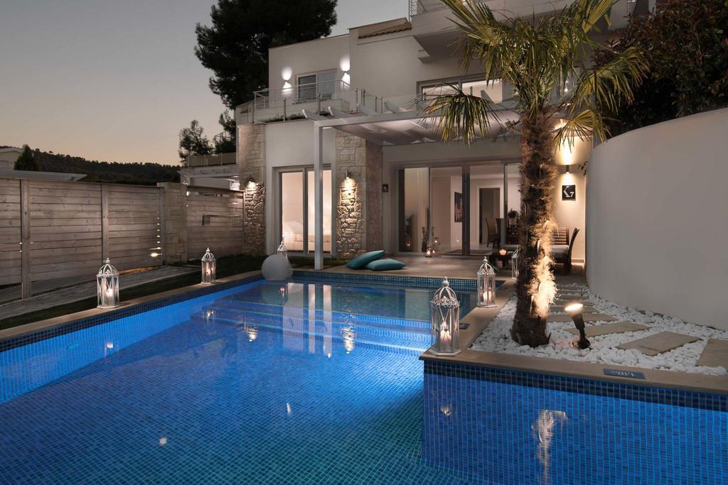Vile private exclusiviste, Kappa Resort, Halkidiki, foto@booking.com