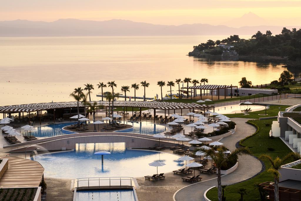 Miraggio Thermal Spa Resort, Halkidiki, Grecia, foto @booking.com
