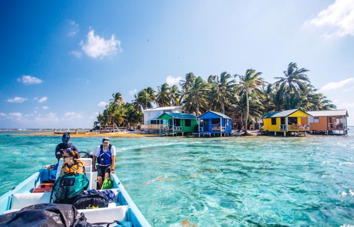 Vacanță în Belize
