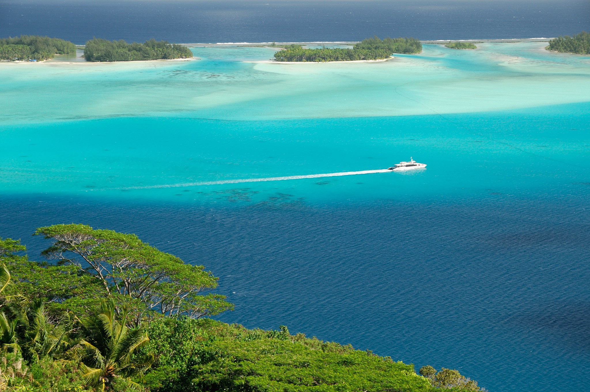 Destinaţii exclusiviste: Bora Bora, Polinezia Franceză, foto @flickr.com