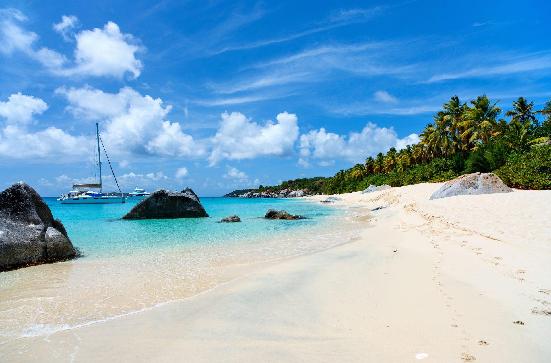 vacanță după Coronaviurs: Insulele Virgine Britanice