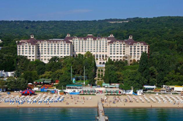vacanță în Nisipurile de Aur, Bulgaria