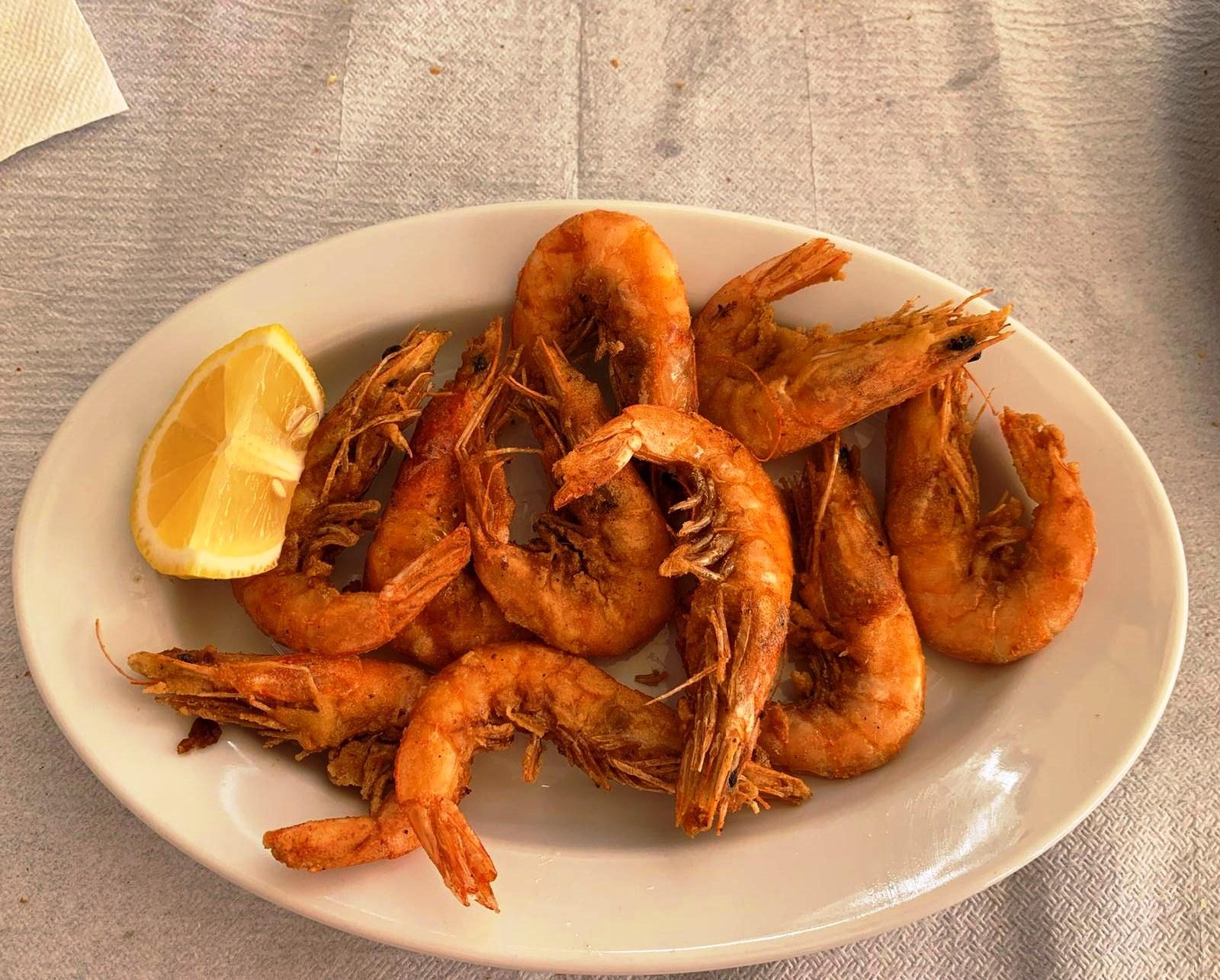 Mâncare cu specific mediteranean, insula Skiathos, Grecia, foto @ANCAPAVEL.RO