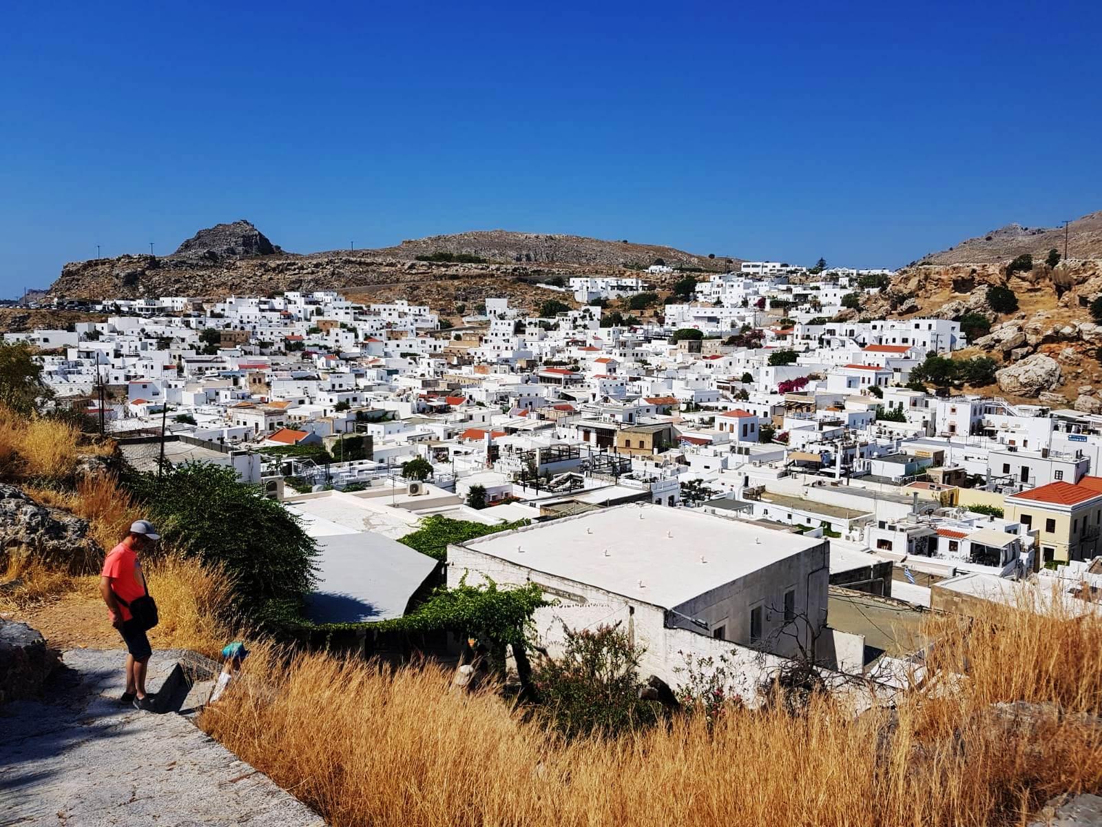 Vacanţă în Rodos: condiții de călătorie în timpul Coronavirus