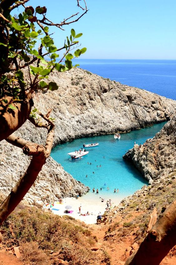 Insula Creta, foto @pinterest.com