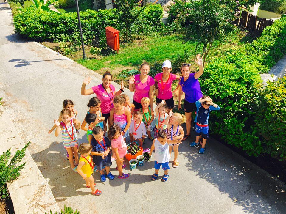 Vacanţe pentru copii: @Ela Quality Resort, Antalya