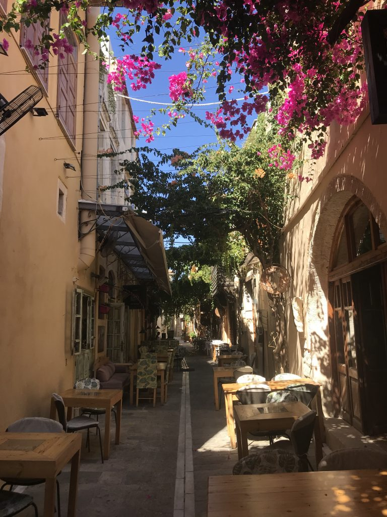 Impresii de la turişti: vacanţă în Creta, oraşul Rethymno, foto @ANCAPAVEL.RO
