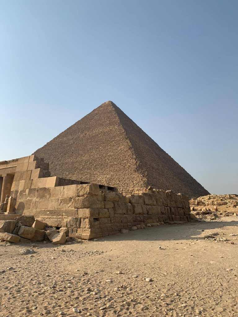 Vacanţele turiştilor mei: Piramidele din Egipt, foto @ANCAPAVEL.RO