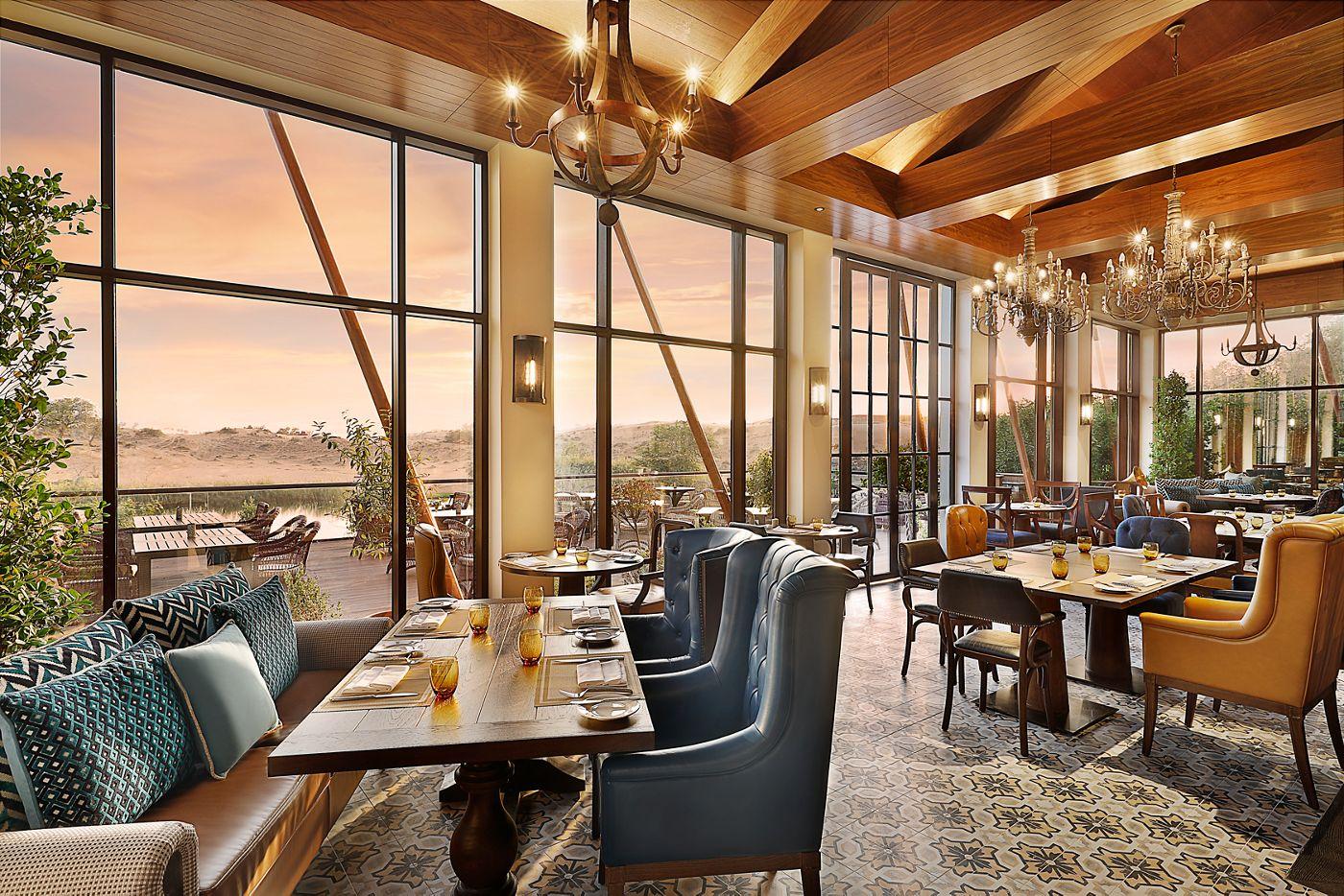 Ritz Carlton Rash Al Khaimah - luxul deşertului,, foto@ritzcarlton.com