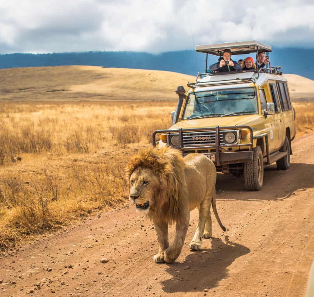 Atracţii din Tanzania, foto@flickr.com