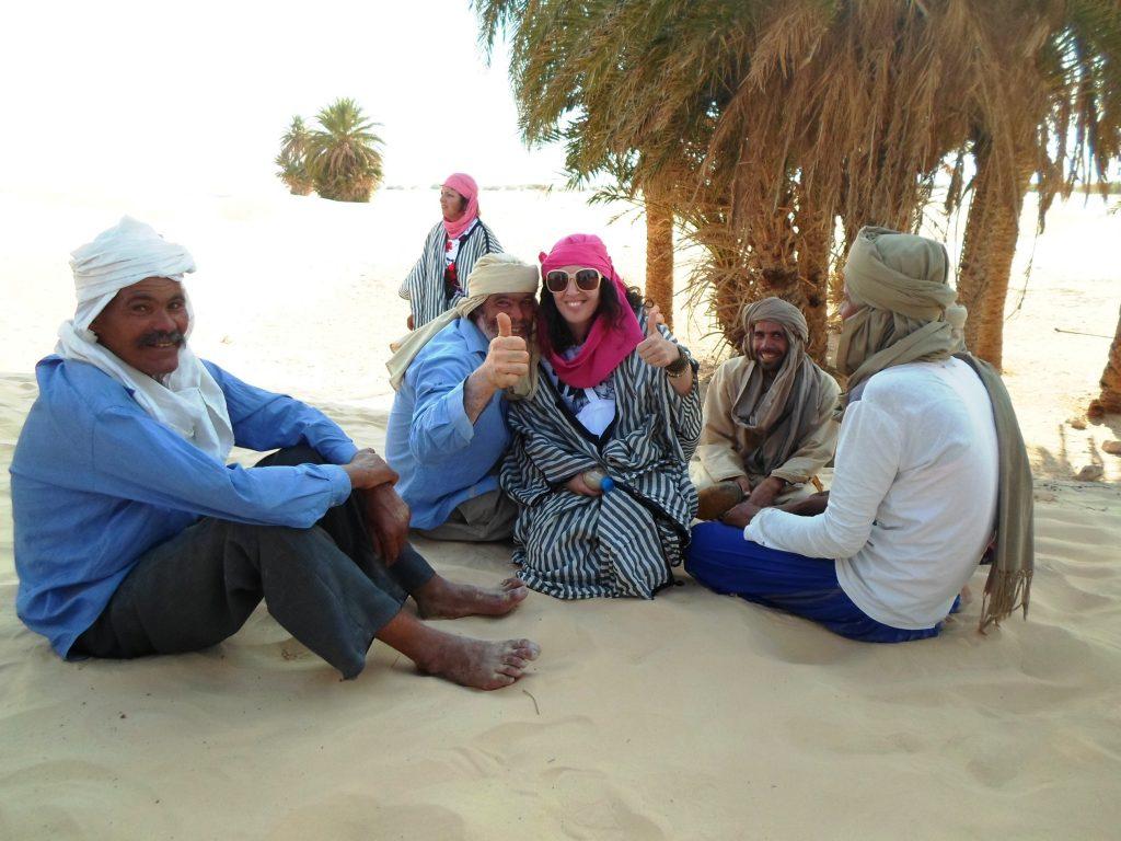 Excursie în deşert, Tunisia ,foto @ANCAPAVEL.RO