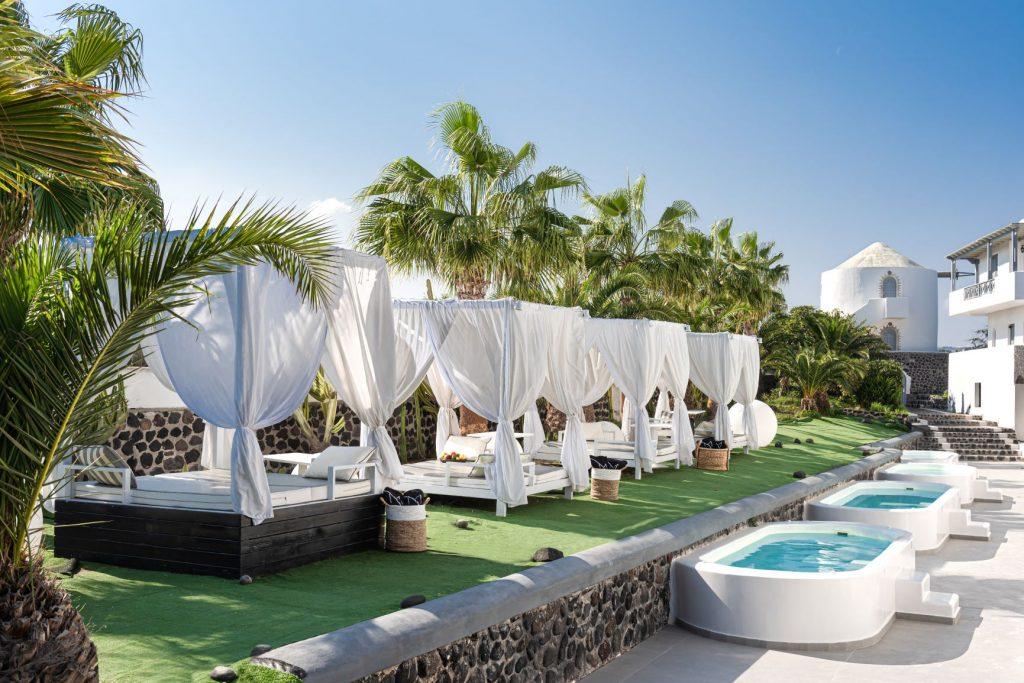 Mediterranean White Hotel Santorini, foto@https://mediterraneanwhite.gr/