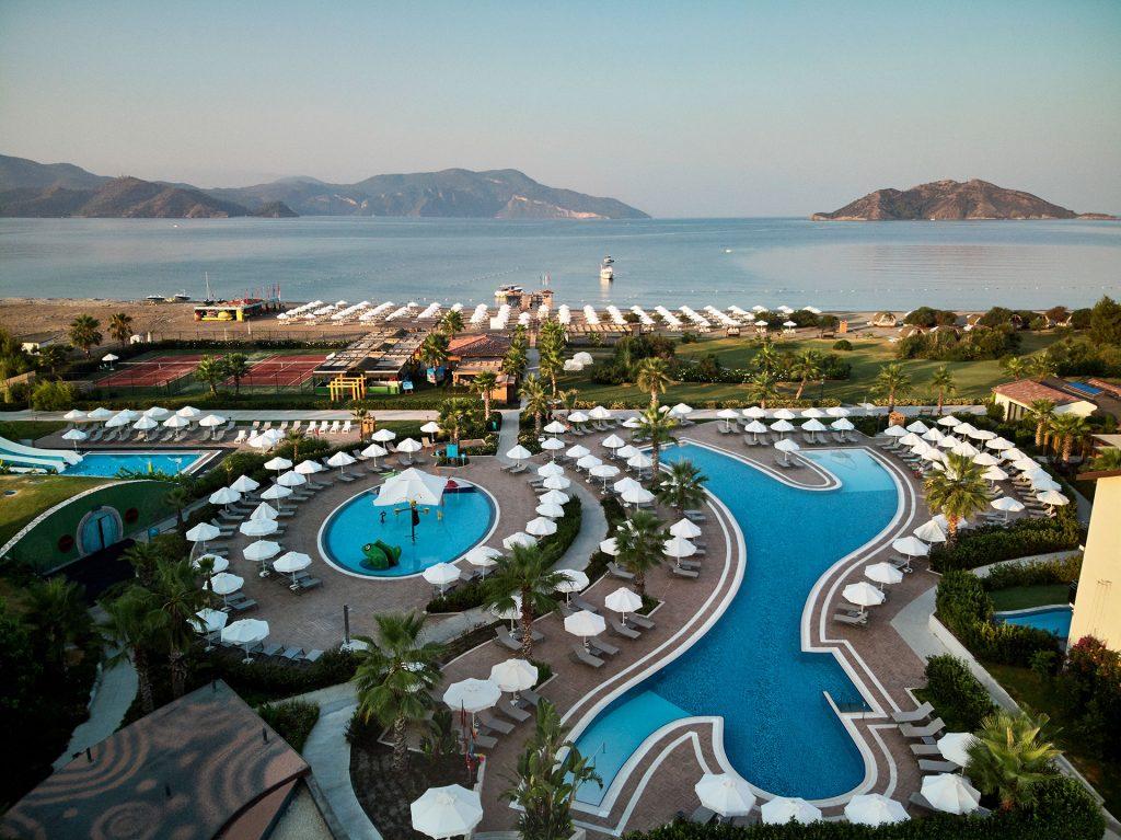 Vacanţă relaxantă în Fethiye, Turcia, foto@barutsensatorifethiye.com