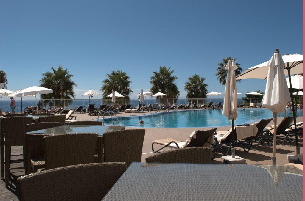 Vacanţele turiştilor mei: Melia Madeira Mare Hotel, insula Madeira, Portugalia, foto@ANCAPAVEL.RO