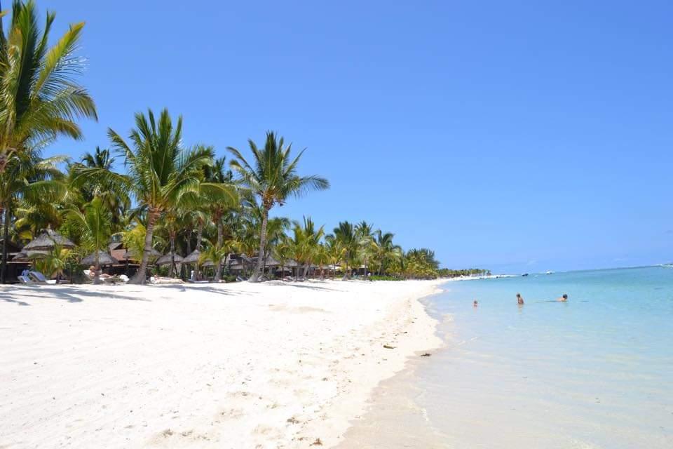 Revelion in Mauritius