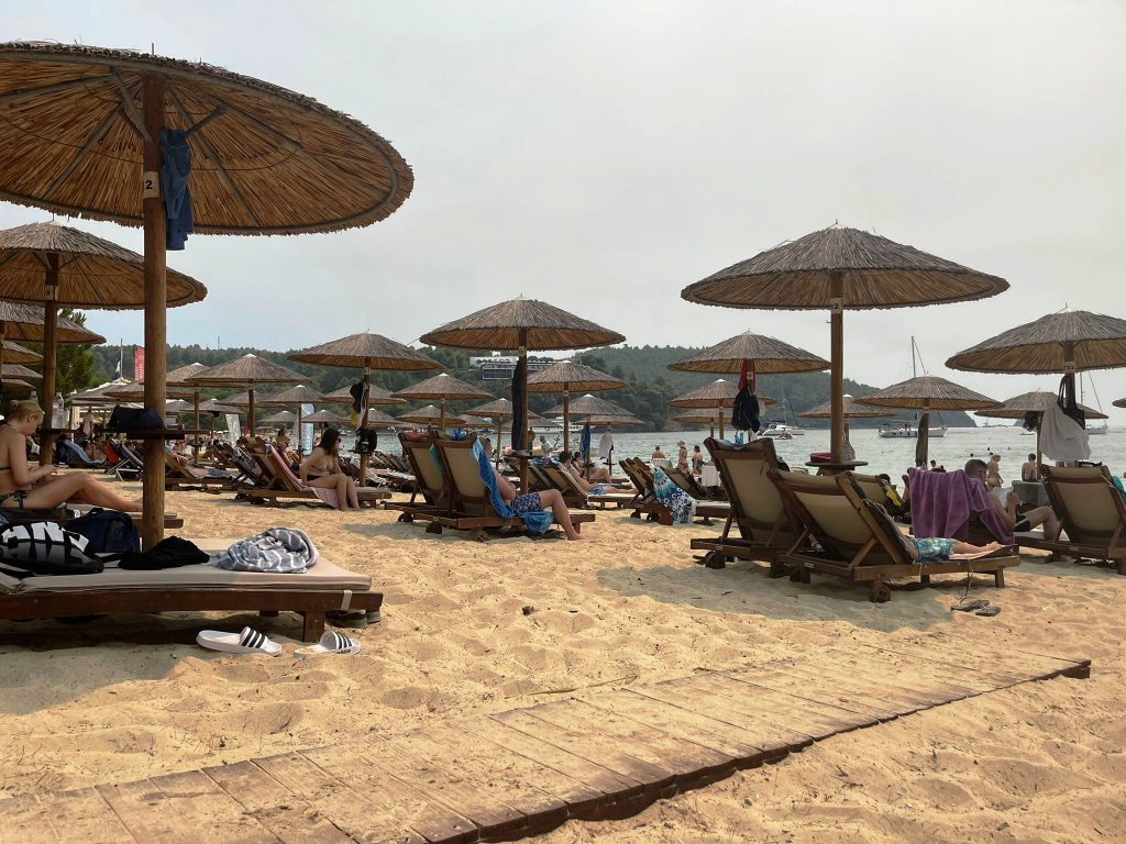 #VacanteleTuristilorMei: insula Skiathos, Grecia