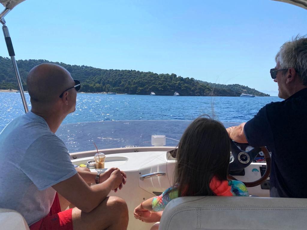 #VacanteleTuristilorMei: Poveşti despre Grecia, alături de skipperul Lorenzo
