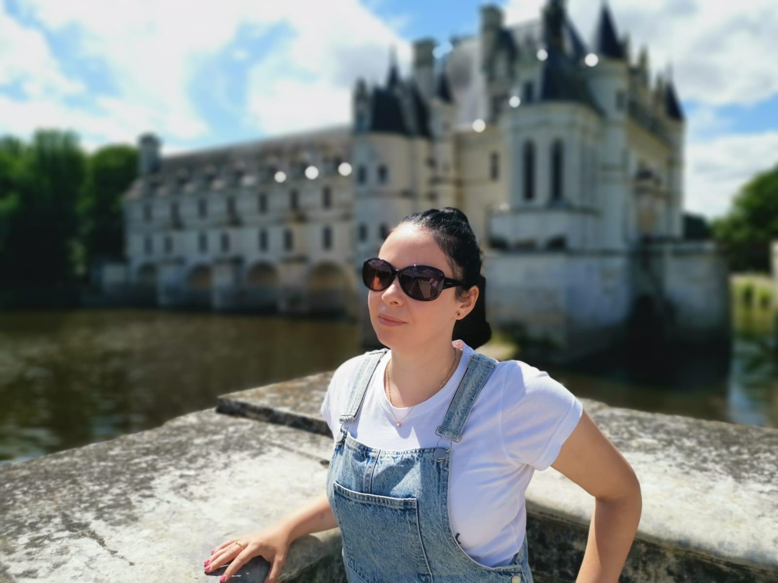 Castelul Chenonceau, Valea Loarei, Franţa