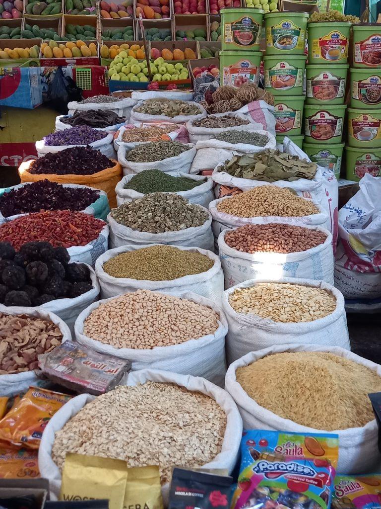 Bazarul din Hurghada, Egipt #VacanteleTuristilorMei
